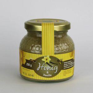 Vanille im Honig