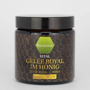 Gelee Royal im Honig
