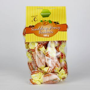 Sanddorn-Honig-Bonbons