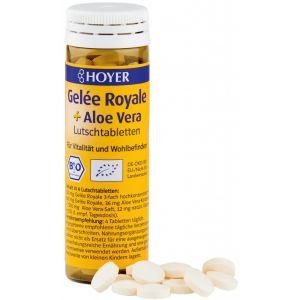 Gelee Royal + Aloe Vera Lutschtabletten