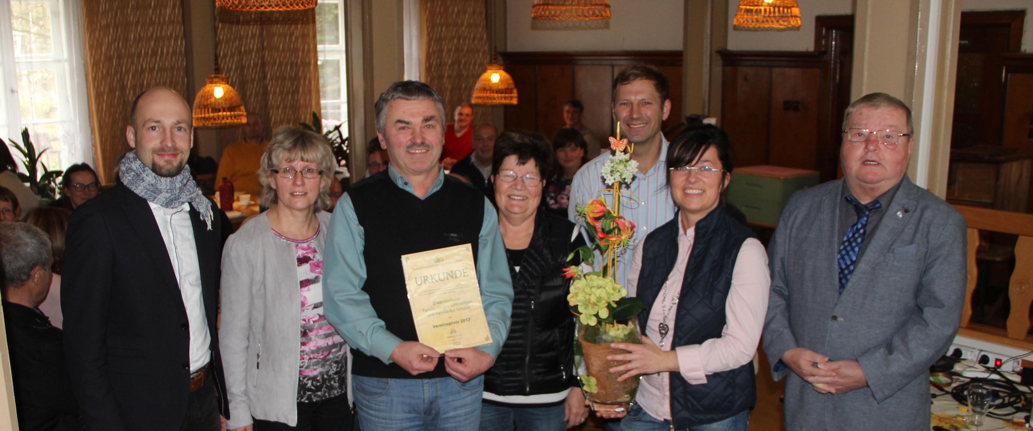 Vereinspreis 2017